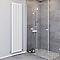 Radiateur eau chaude BLYSS Faringdon blanc vertical 762W